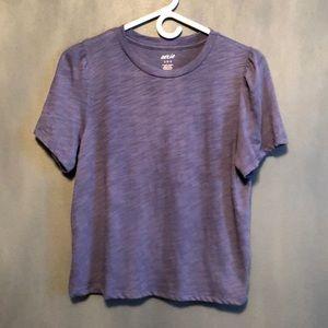 aerie | Light Blue Basic Tee Shirt